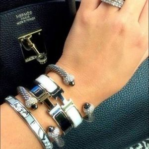 Hermes Click H Bracelet